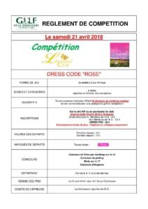 LADIE'S CUP @ Golf de La Domangère | Nesmy | Pays de la Loire | France