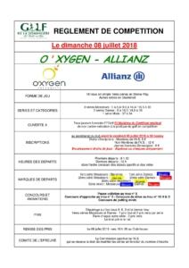 ALLIANZ UNOPIU O'XYGEN @ Golf de la Domangère | Nesmy | Pays de la Loire | France
