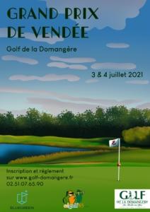 GRAND PRIX DE LA VENDEE - GOLF de la DOMANGERE @ Golf de la Domangère | Nesmy | Pays de la Loire | France