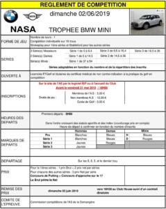 Trophée BMW MINI